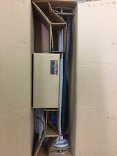 DAYTON 6GKR1 Polypropylene Centrifugal, Electric Drum Pump, 120V, 11 GPM
