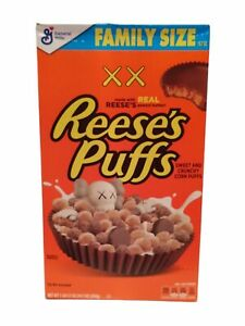 Kaws Reese's Puffs Original Fake Limited Edition Companion Sold Out *4