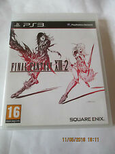 Final Fantasy XIII 2  Playstation 3 PS3 COMPLET DE SA NOTICE