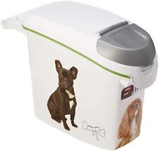 15 L Curver Hunefutter Vorratsbehälter Futtertonne Futterbehälter Hunde