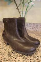 NWD UGG 1007769 Women's Stout Leather Orion BOOTS Size 9 (bota600
