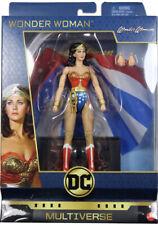 "DC Multiverse Signature Collection ~ 6.5"" WONDER WOMAN FIGURE Uk Seller 🇬🇧"