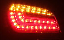 LED Béquille Feux arrière pour BMW Série 5 E60 03-07 FACELIFT Look Rouge