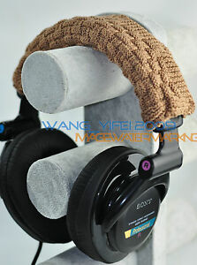 Hand Woven Pure Wool Headband Cushion For HD700 HD800 HD 700 800 Headphones