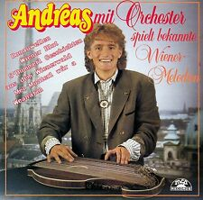 Andreas with orchestra plays famous Viennese Melodies/CD (MCP Records 158.339)