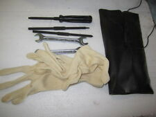 VOLVO OE TOOL KIT WITH POUCH and COTTON GLOVES