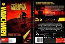 WATCHMEN TALES OF THE BLACK FREIGHTER Gerard Butler NEW DVD (Region 4 Australia)