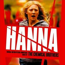 1 CENT CD Hanna [SOUNDTRACK] chemical brothers