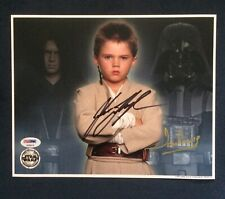 Star Wars Jake Lloyd & Dave Prowse (Vader) Autograph - 8x10 signed OPX Photo COA