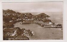 Devon postcard - Ilfracombe from Hillsborough - RP
