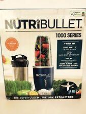 NEW NUTRiBULLET Pro 1000 Series Extractor Blender 9 -piece set, 0.93 L,1000W