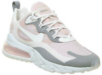 Nike Air Max 270 Womens Trainers Size 4 5 7 UK White Grey Pink Plum Blush Nude
