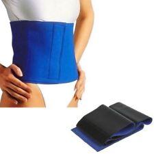 Cintura neoprene supporto fascia sport mal di schiena vita snellente elastica