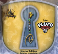 Disney Pluto 90th Anniversary KEY PIN Limited Edition - IN HAND Free Ship