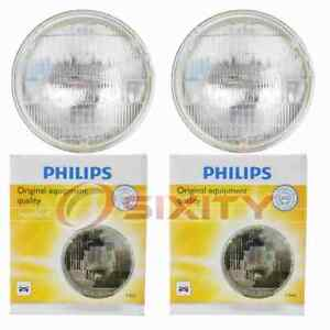 2 pc Philips H5001C1 Headlight Bulbs for Electrical Lighting Body Exterior  ss