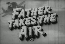 FATHER TAKES THE AIR (1951) DVD RAYMOND WALBURN, WALTER CATLETT