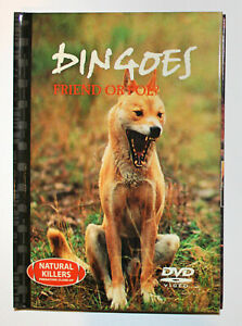 Natural Killers - Predators Close Up - Dingoes : Friend or Foe?    [DVD + Book]
