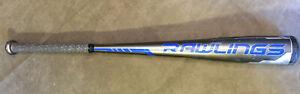 """Rawlings Velo USA -10 Senior League Baseball Bat 2 5/8 Big Barrel (29""""/19oz)"""