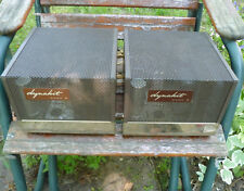Pair Dynaco Dynakit Mark III Audio Amplifiers