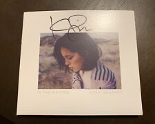 SIGNED Kina Grannis - In The Waiting CD - Exclusive