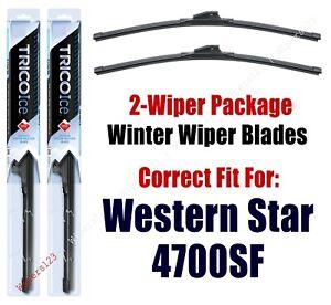 2019 Western Star 4700SF WINTER Wipers 2-Pack Super-Premium - 35200x2