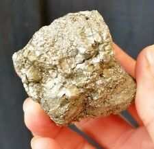 More details for stunning pyrite chispa specimen. from peru. healing crystal