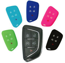 Cadillac Keyless Entry Rubber Key Fob Remote Cover CT4 CT5 2020