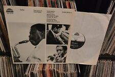 Cecil Payne Rare Jazz LP Zodiac Strata-East 1973 Shrink Beautiful NM