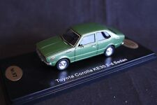 QSP Model Collection Toyota Corolla E30 Sedan 1974 1:43 Green