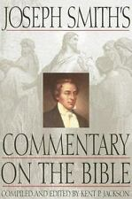 Joseph Smith's Commentary on the Bible