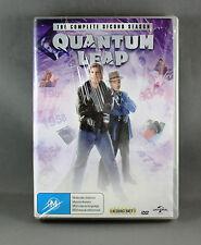 QUANTUM LEAP : SEASON 2 (DVD, 2013, 6-Disc Set) BRAND NEW/SEALED R4