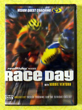 Race Day with Robbie Venture (DVD, 2007) *NEW* *FREE Shipping*
