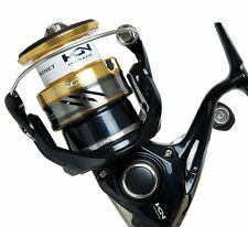 NEW SHIMANO Nasci 2500 Spinning Reel, Front Drag, 4BB + 1RB , 5.0:1 NAS2500FB
