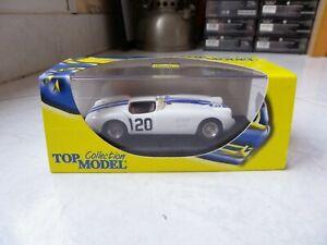 Ferrari 375MM Cun W. G. 54 #20 Tmc 087 Top Model 1/43 Miniatura Caja Vitrina