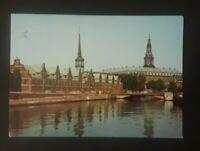 1975 Copenhagen Denmark World Congress Esperanto Real Color Postcard Cover