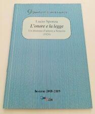 L'ONORE E LA LEGGE UN dramma d'amore a Venezia (1924)/Quad. storiAmestre 9