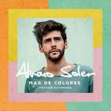 Alvaro Soler - Mar De Colores (Versión Extendida) CD +4 Bonus Tracks - NEU!