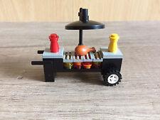 Lego Grill, Grillstation, Hot Dog Stand, Lego City Stadt Town Eigenbau