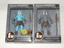 Game of Thrones White Walker Zombie Legacy Figure Lot  Funko Glow Exclusive