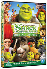 Shrek Forever After: The Final Chapter DVD New & Sealed