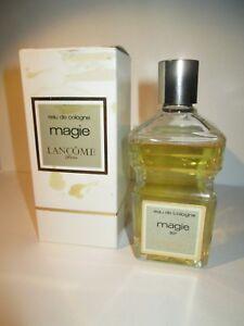 Vintage Lancome Paris Magie 90 Degree 6157 Eau de Cologne 4oz 120cc RARE France