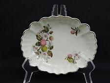 Vintage James Kent Old Foley 6646 Apple Blossom Candy Dish Condiment Trinket