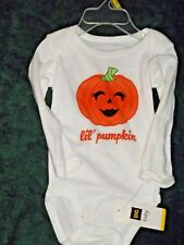 NEW ~ BABY'S HALLOWEEN CREEPER INFANTS SIZE 6/9 months