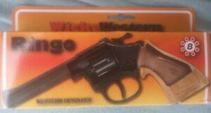Ringo Pistole Sheriff Revolver Western Colt Spielzeug Waffe Schießeisen Cowboy