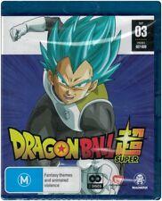 """DRAGON BALL SUPER: Part 3, Episodes 27-39"" Blu-ray, 2 Disc Set - Region [B] NEW"