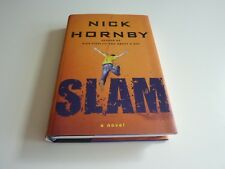 SLAM by Nick Hornby 1st/1st HC DJ