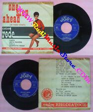 LP 45 7'' ANITA TRAVERSI QUARTETTO RADAR One step ahead JOLLY no cd mc dvd