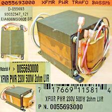 FENDER BASSMAN TRASFORMATORE ALIMENTAZIONE – 0055693000 ORIGINAL SPARE PART
