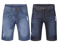 Unbranded Cotton Denim Regular Shorts for Men
