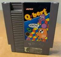 Q*bert (1989) - Nintendo Entertainment System - Cartridge Only